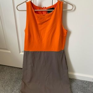 Cynthia Rowley Block Color Dress